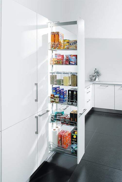 Apotheker-Hochschrank für die Küche